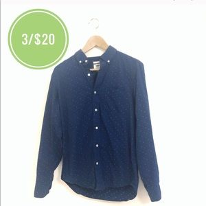 3/$20 Old Navy Button Down Slim Fit Shirt